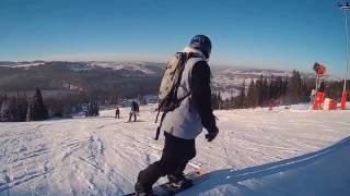 видео Закопане - горнолыжный курорт в Польше