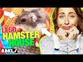 LEGO Hamster House Obstacle Course - REBRICKULOUS