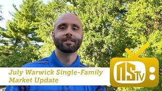 NSTV | Warwick Single Family Market Stats for July