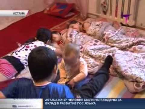Многодетную мать выселяют из комнаты общежития