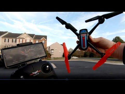 Snaptain SP660 Stunt Drone - 4K review ✅