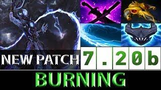 徐志雷 BurNIng [Razor] New Patch Legendary Carry ► Dota 2 7.20b