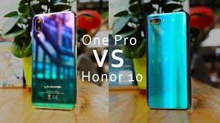 UMIDIGI One Pro VS Honor 10