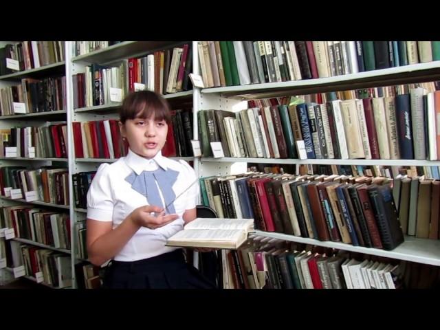 Изображение предпросмотра прочтения – ВикторияУгрюмова читает произведение «Цветок засохший безуханный» А.С.Пушкина