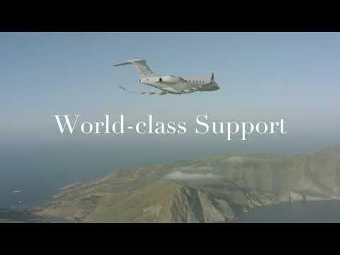 World-Class Aircraft Deserve World-Class Support