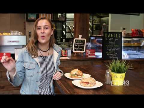 Five Points a Coffee Shop in Melbourne serving Bagel and Coffee