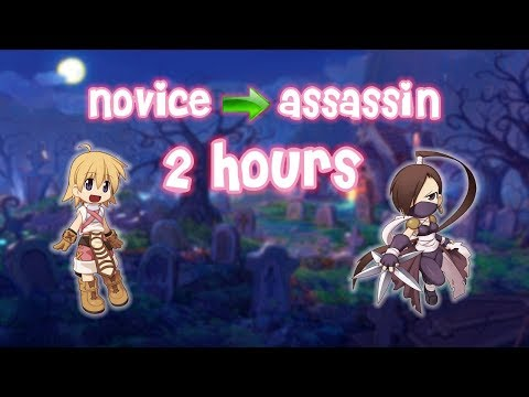 Power Level! - Novice to Assassin in 2 Hours