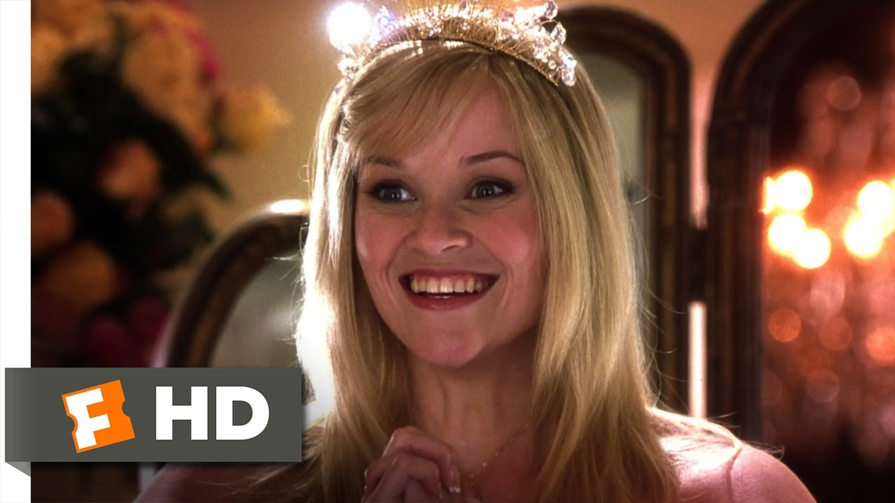 legally blonde 2 (4/11) movie clip - i'm going to washington