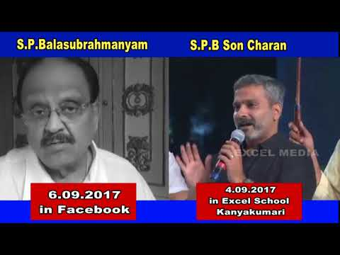 S.p.Balasubramaniam vs Charan real face / Tamil kanyakumarai memes 2017 / SPB's jimikki kammal