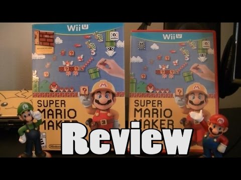 Review of Super Mario Maker for Wii U by Protomario
