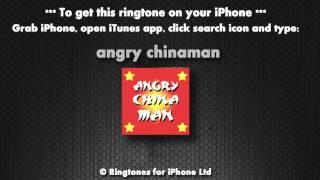 Angry China Man (iPhone Ringtone)