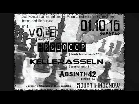 Absinth 42 - live in Leipzig - Oct.1st, 2016