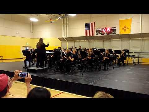 Eldorado Middle School Advanced Band - Star Wars Theme