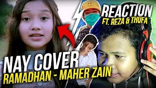 [9.29 MB] NAY COVER RAMADAN - MAHER ZAIN [REACTION] ft.Reza075,Nezendes YT