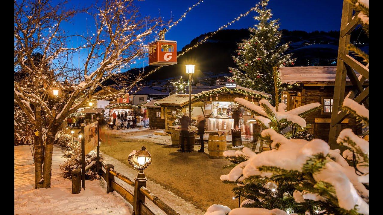 Mountain christmas | selva val gardena | wolkenstein