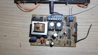 Resolvendo problemas nas placas de Portão Automático