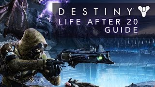 Your Guide to Life after 20 - Destiny