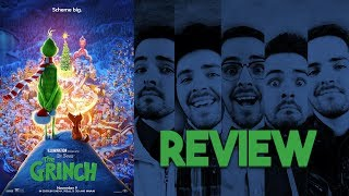 The Grinch - Multiple Personality Movie Review