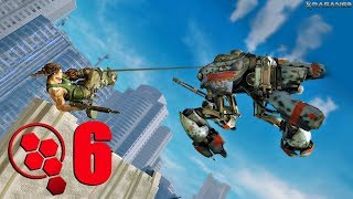 Bionic Commando [PC] 100% walkthrough part 6