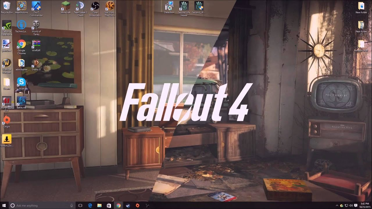 fallout 3 game of the year fullscreen windowed hack