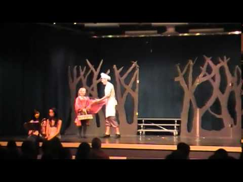 Herget Middle School 2011 Into The Woods Jacob Nardone