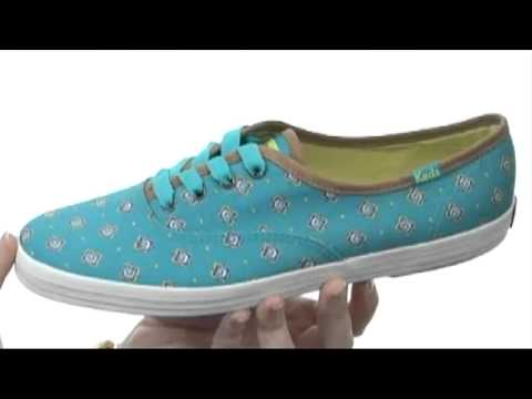 d2710fa13ca12 Keds Champion Tie SKU  8171923 - YouTube