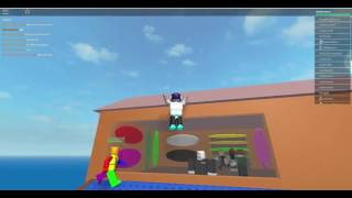 PLAYING ROBLOX WITH MRBEAN904 (srry you cant hear him )