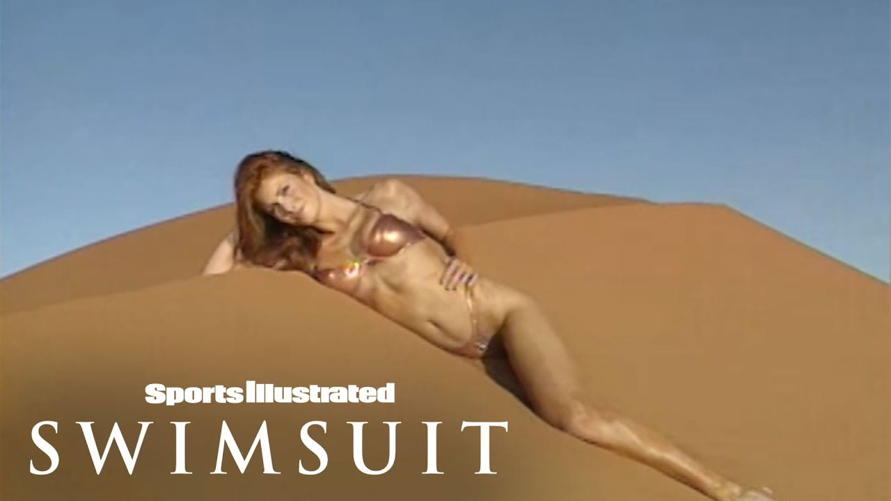 sports illustrated's 50 greatest swimsuit models: 20 angie everhart
