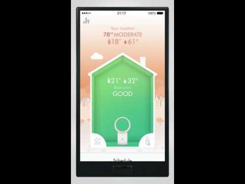 Dyson Link app demo film