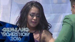 """Arum Primadona feat Yogie KDI """" Goyang Senggol  """"  - Gemilang Roadshow Malang (29/5)"""
