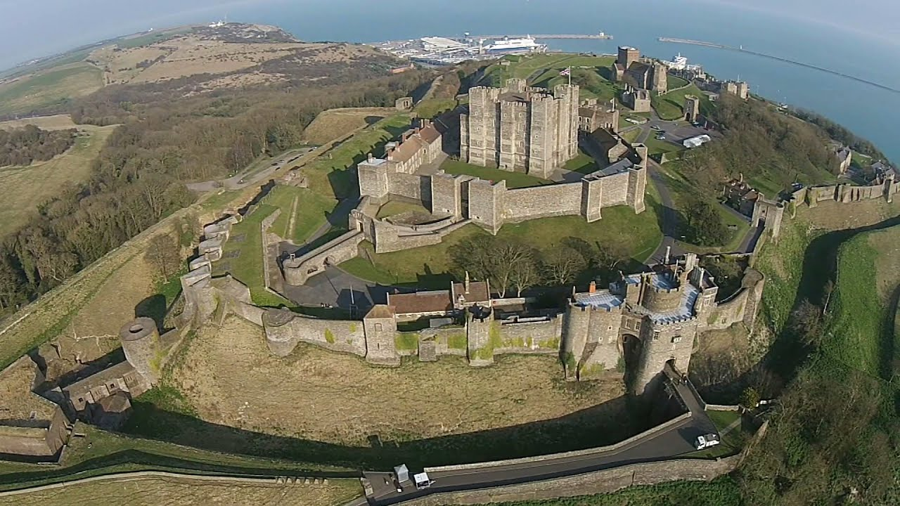Dover Castle Youtube