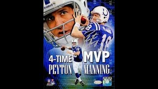 Peyton Manning - Accuracy  {Career Highlights}
