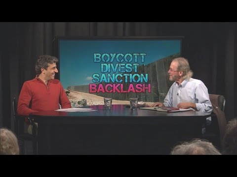 Boycott, Divestment, Sanctions ... and the Backlash
