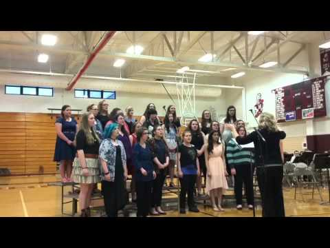 May It Be -Havana high school choir