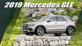 NEW Mercedes GLE 2019 - A Perfect Competitor For The Audi Q7 And BMW X5
