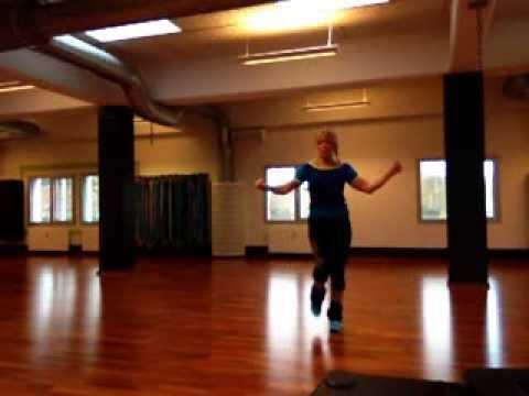 Tango in Harlem - dance fitness choreo