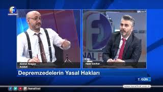 Alper Cevher İle 7 Gün Ahmet Atılgan 14 06 2020