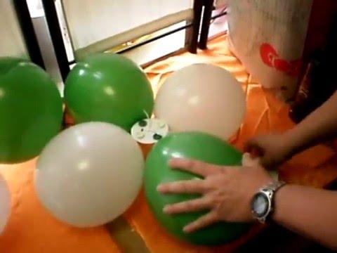 LuftballonGirlanden Bausatz  Deko Tipps fr den