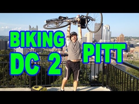 Biking: Washington DC to Pittsburgh
