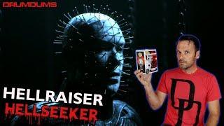 Drumdums Reviews HELLRAISER HELLSEEKER (The Suffering Continues!)
