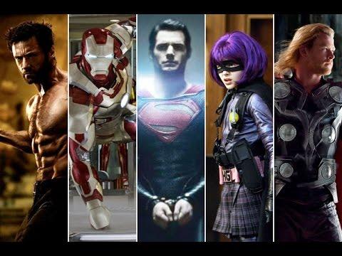 Superhelden Filme 2014