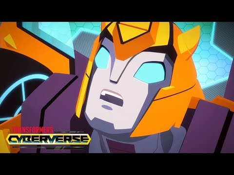 'Sabotage' 😱 Episode 11 - Transformers Cyberverse - NEW SERIES