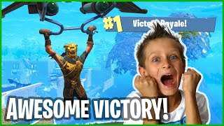 14 Kill Awesome VICTORY ROYALE!!!