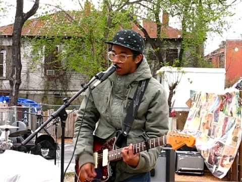 TORO Y MOI @ SXSW 2010