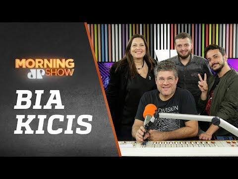 Bia Kicis - Morning Show - 160719