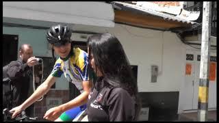 De nuevo ciclistas granadinos convocados a la Selección Colombia