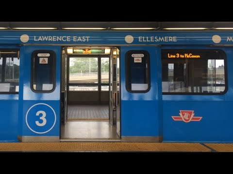TTC RT 12 | LED Signs and New Chime on Line 3
