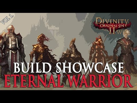 Divinity Original Sin 2 Builds: Eternal Warrior (Death