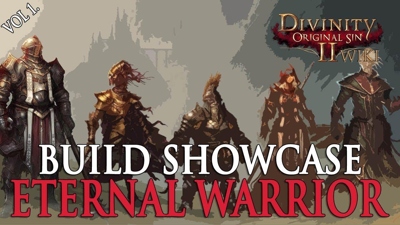 Divinity Original Sin 2 Builds: Eternal Warrior (Death Knight