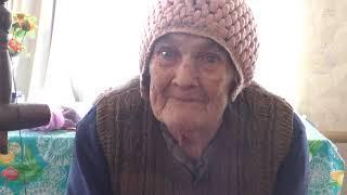 Анна Сергеевна мастерица на все руки в свои 92 года.